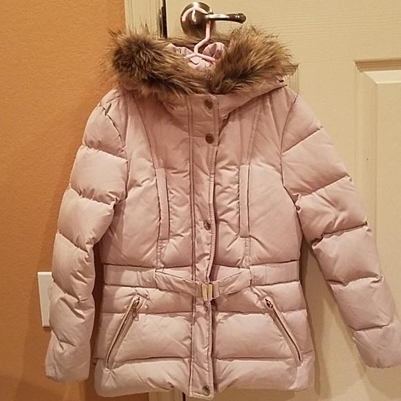 78b38b62 Zara Jackets & Coats   Girls Down Puffer Jacket   Poshmark